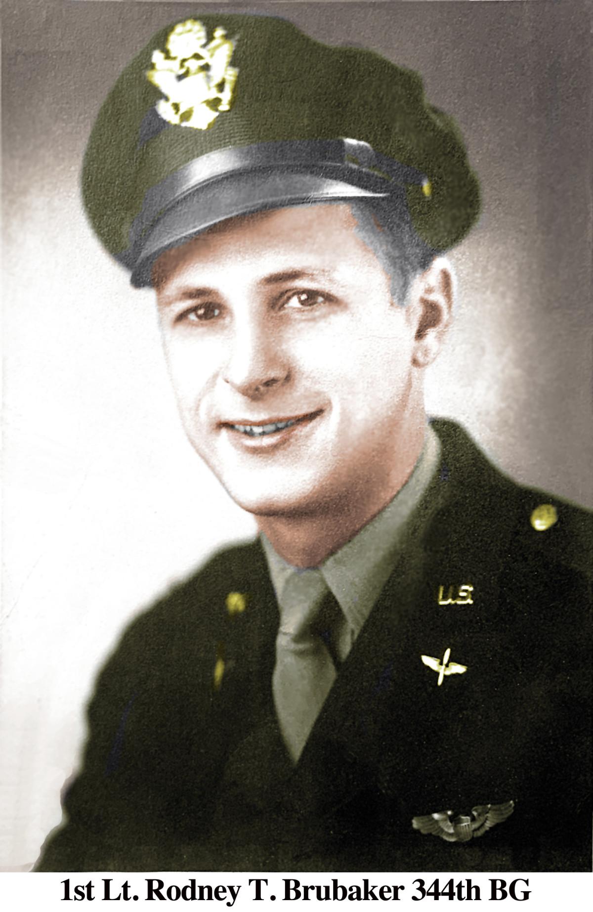 Brubaker Portrait Colorized
