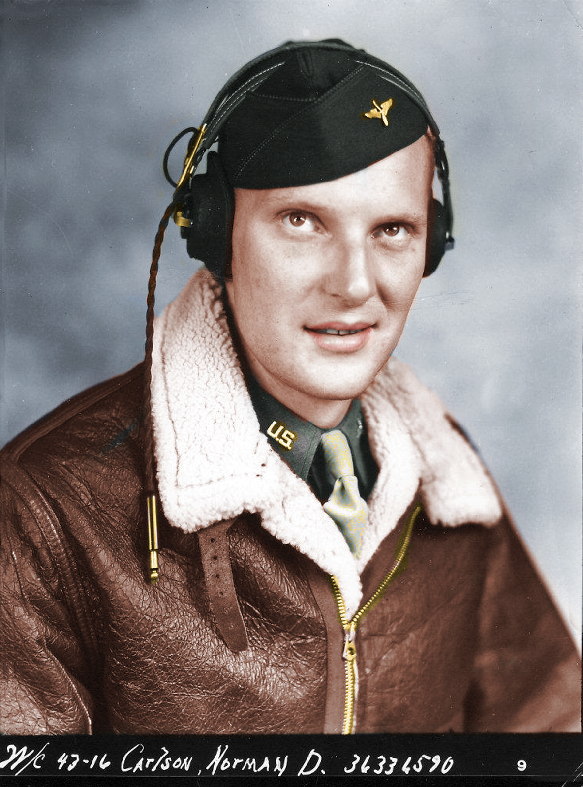 Carlson Colorized