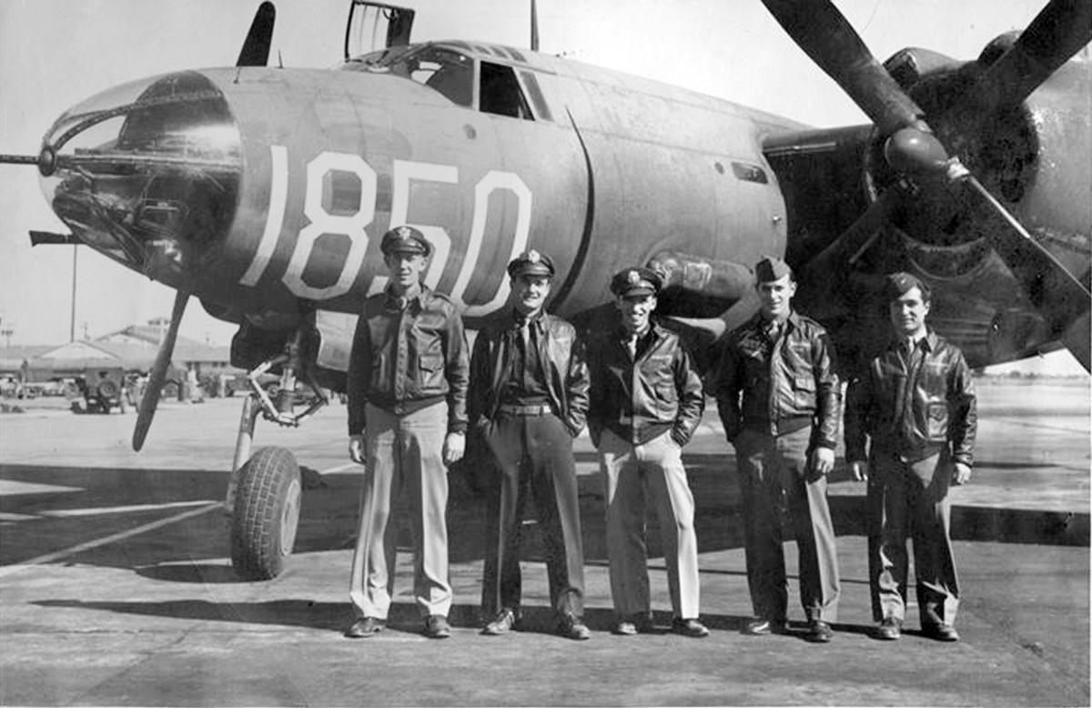 August B Marinelli crew