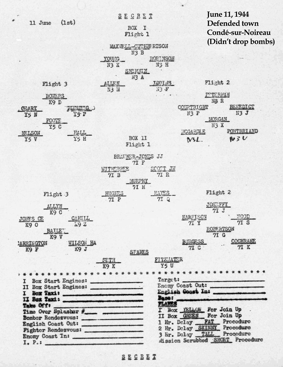 B0290 p1517 June 11, 1944 Form Fitzwater-Marinelli
