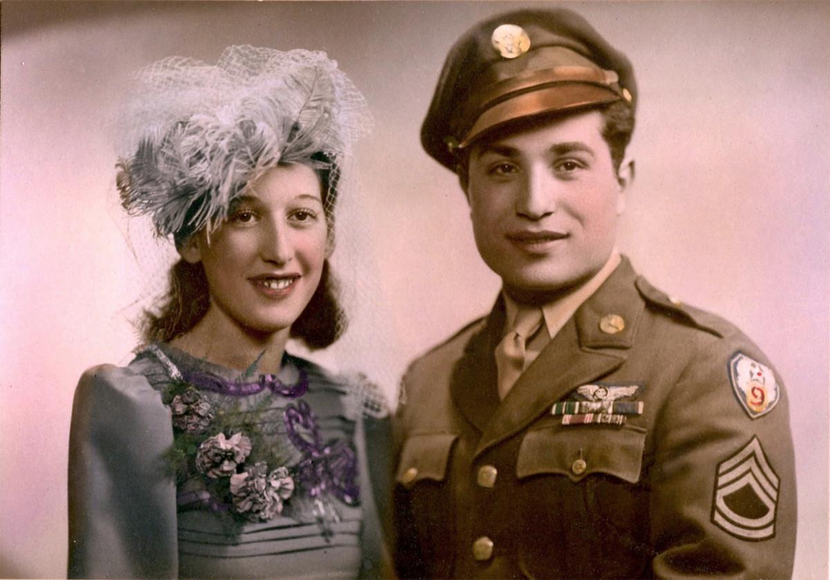 Marinelli Wedding Colorized