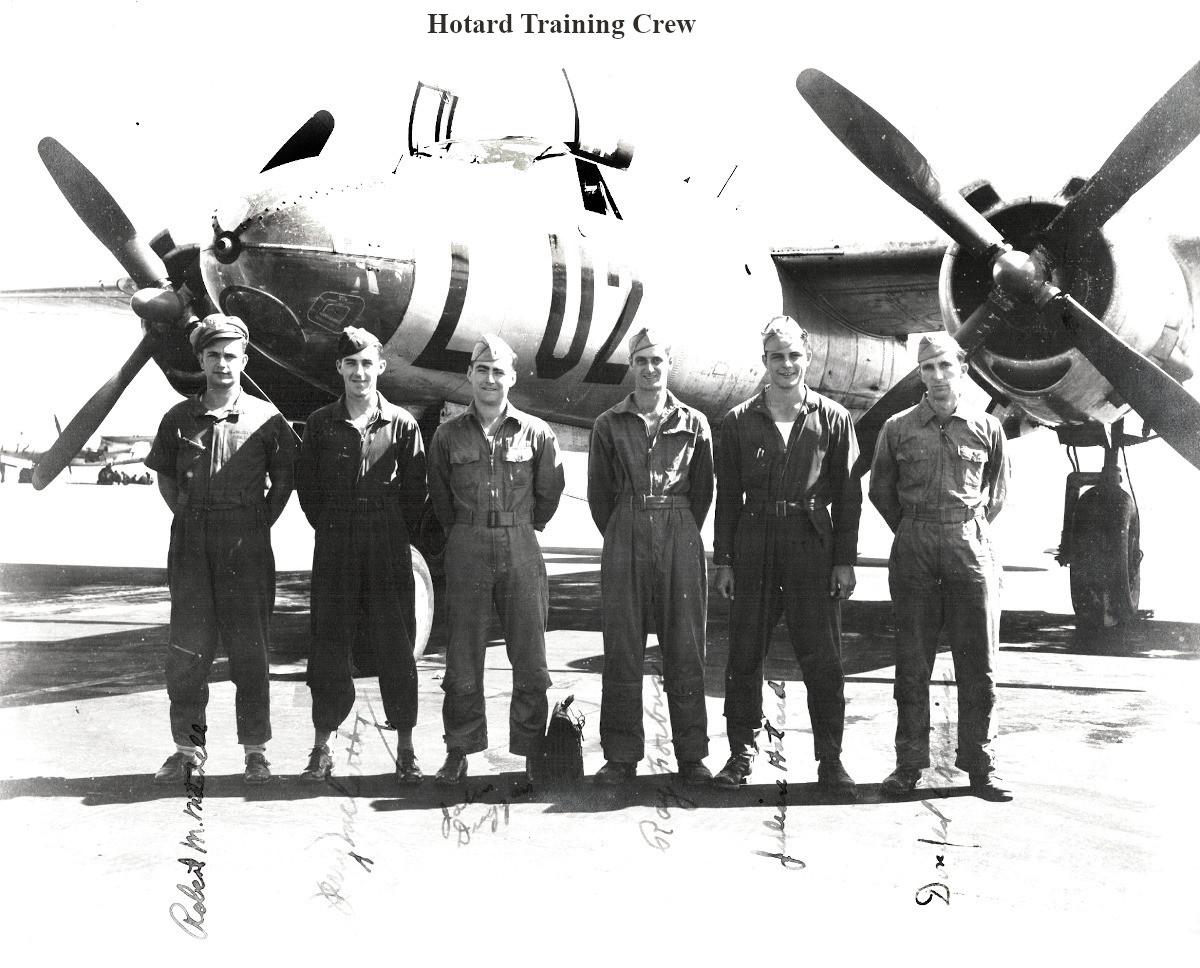 Hotard Training crew